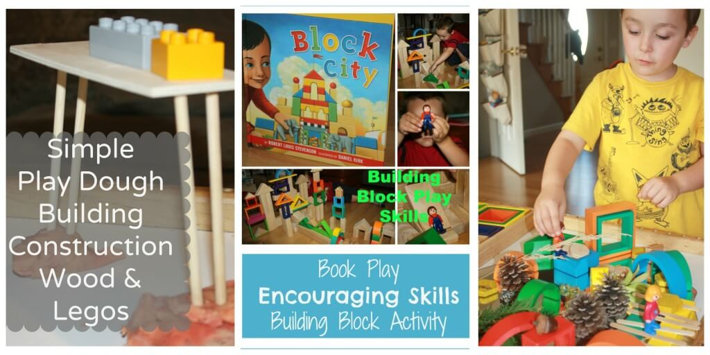 building activities for hands on play