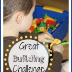 building blocks activities challenge