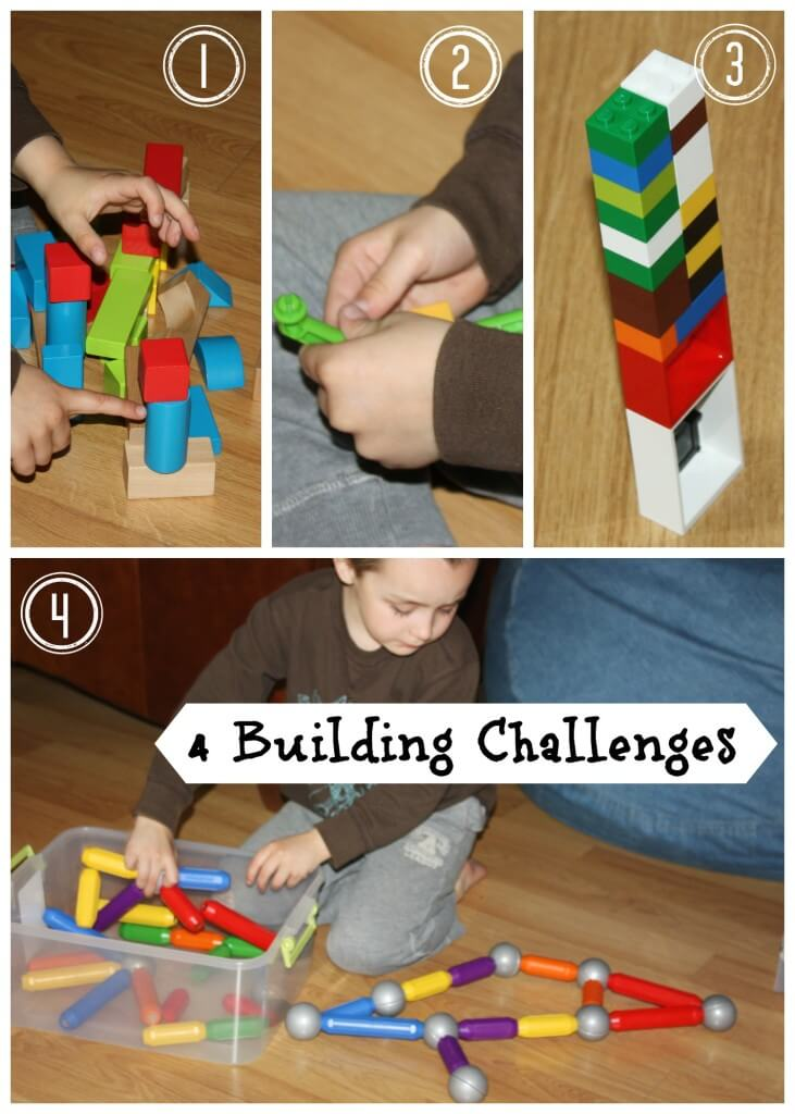 building blocks challenge 4 challenges