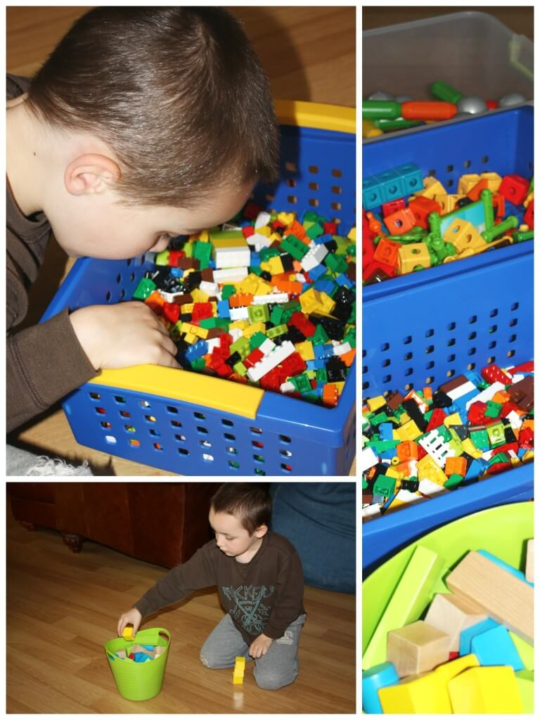building blocks challenge