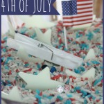 4th Of July Sensory Search And find Activity