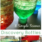 8 Science Discovery Bottles