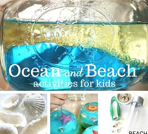 Ocean Science Activities For Kids