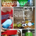science discovery bottles saturday science experiments