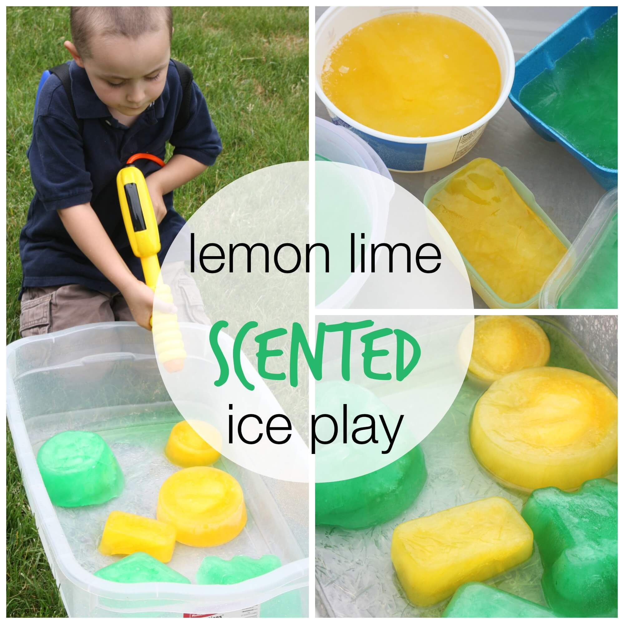 Melting Ice Science Activities and Experiments