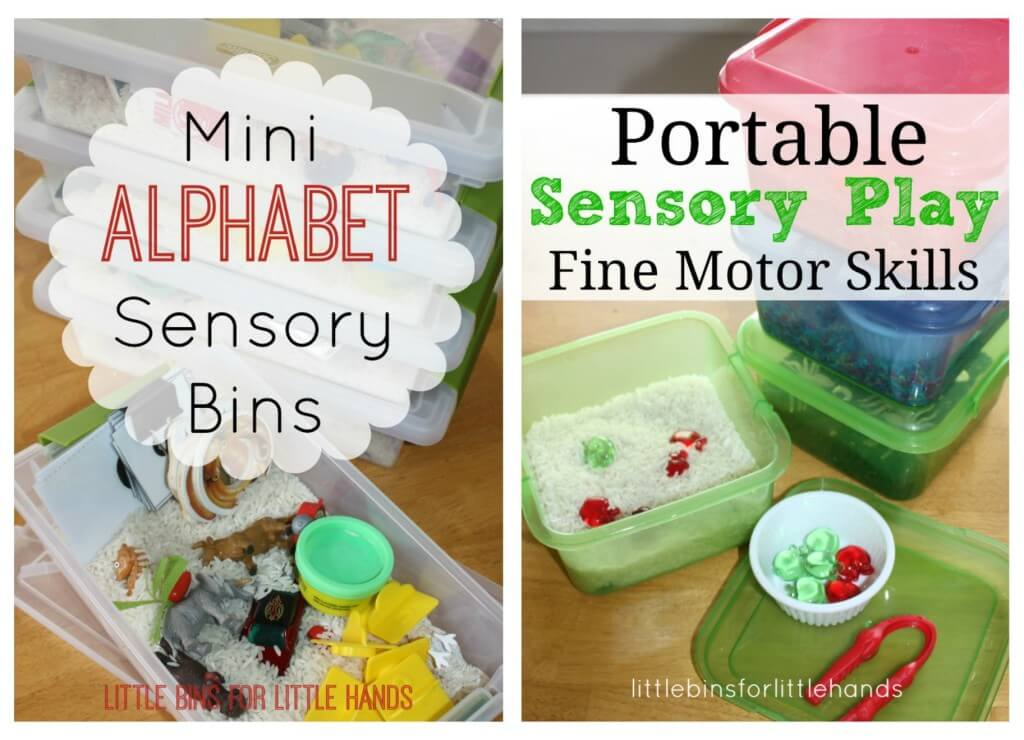 10+ rice sensory play ideas around the house minis