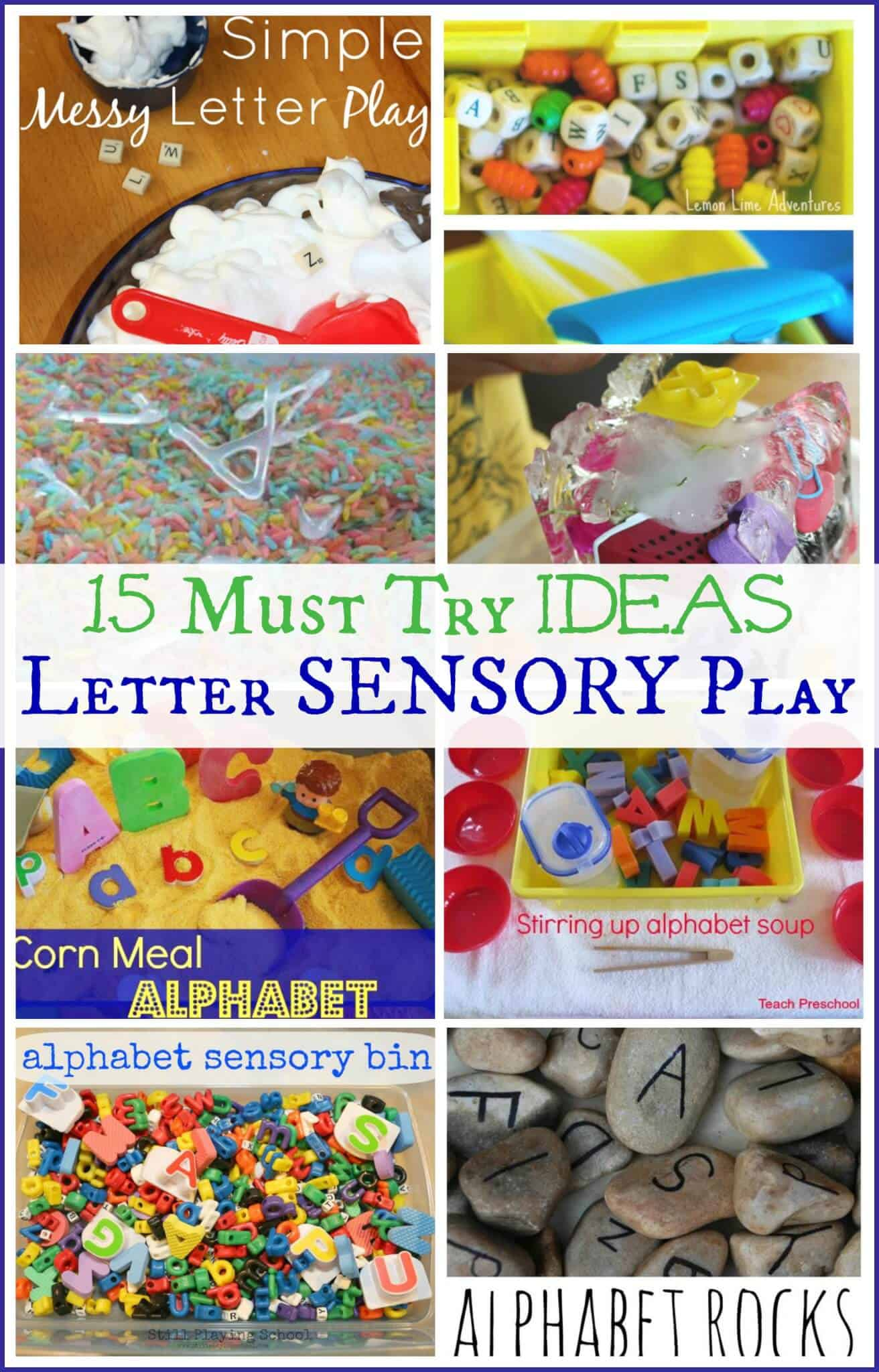 activities for sensory processing