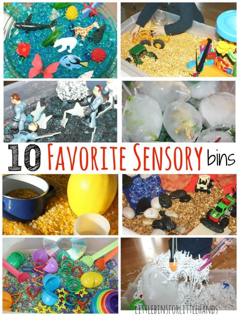 About Sensory Bins And Everything You Need To Know Make One