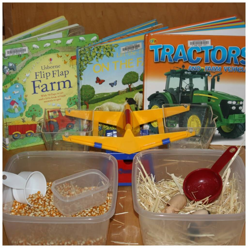 Farm Activities Discovery table