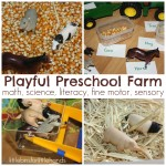 Farm Activities Playful Preschool