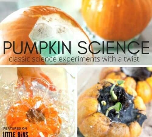 Pumpkin Science Experiments and Activities: Classics With A Twist