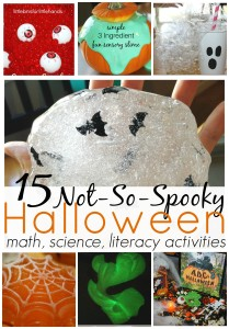 15 Not So Spooky Halloween Activities For Math Science Literacy