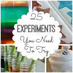 25 Classic Science Experiments Side Bar