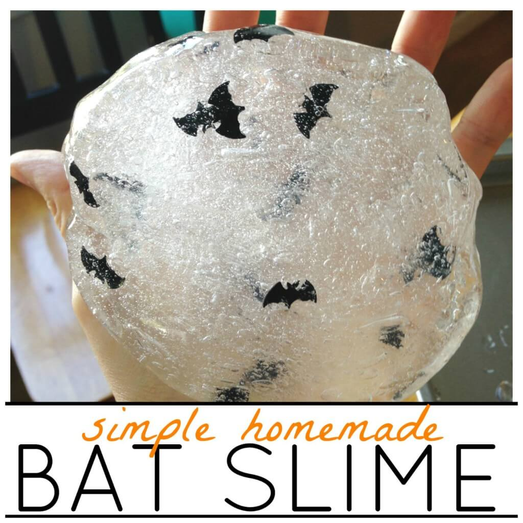 Bat Slime Side Bar