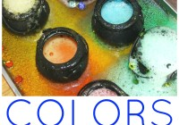 Color Activities and Sensory Play Ideas for Hands On Learning