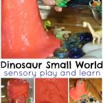 Dinosaur Activity Slime Sensory Play And Learn