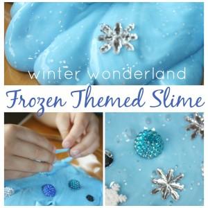 Frozen slime sidebar