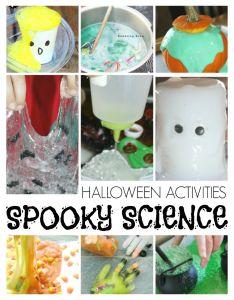 Halloween Science Activities Spooky Experiments for Kids