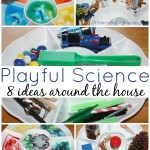Science Activities Around The House