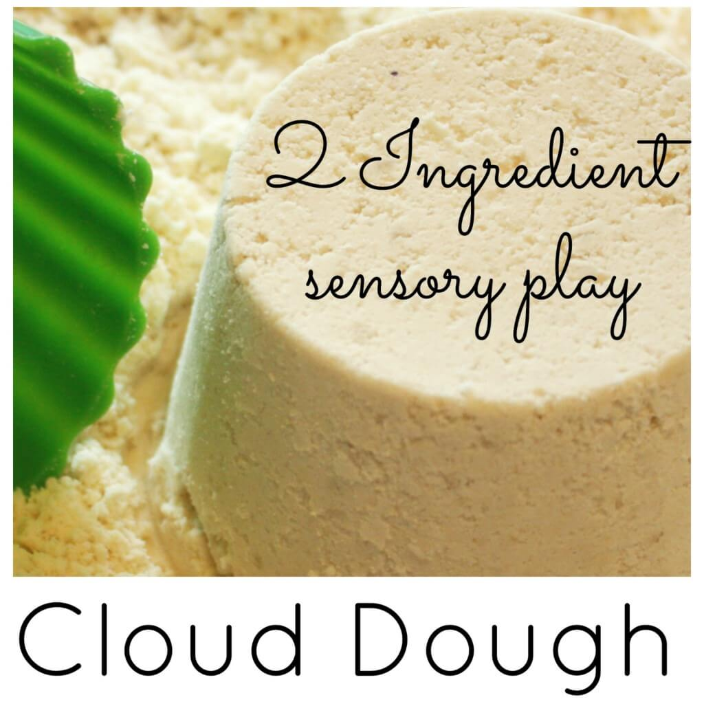 cloud dough side bar