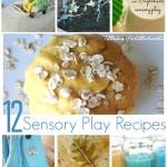 12 Sensory Play Recipes