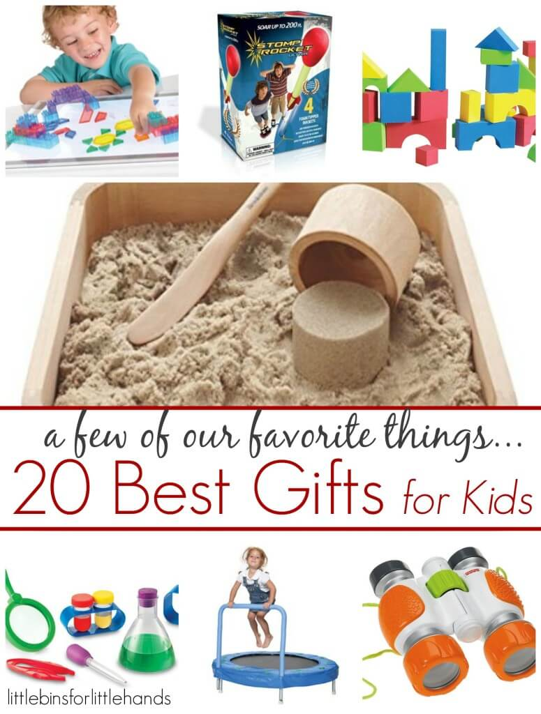20 Best Gifts For Kids Holiday Wishlist
