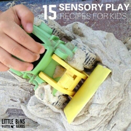 sensory activities for toddlers pdf free