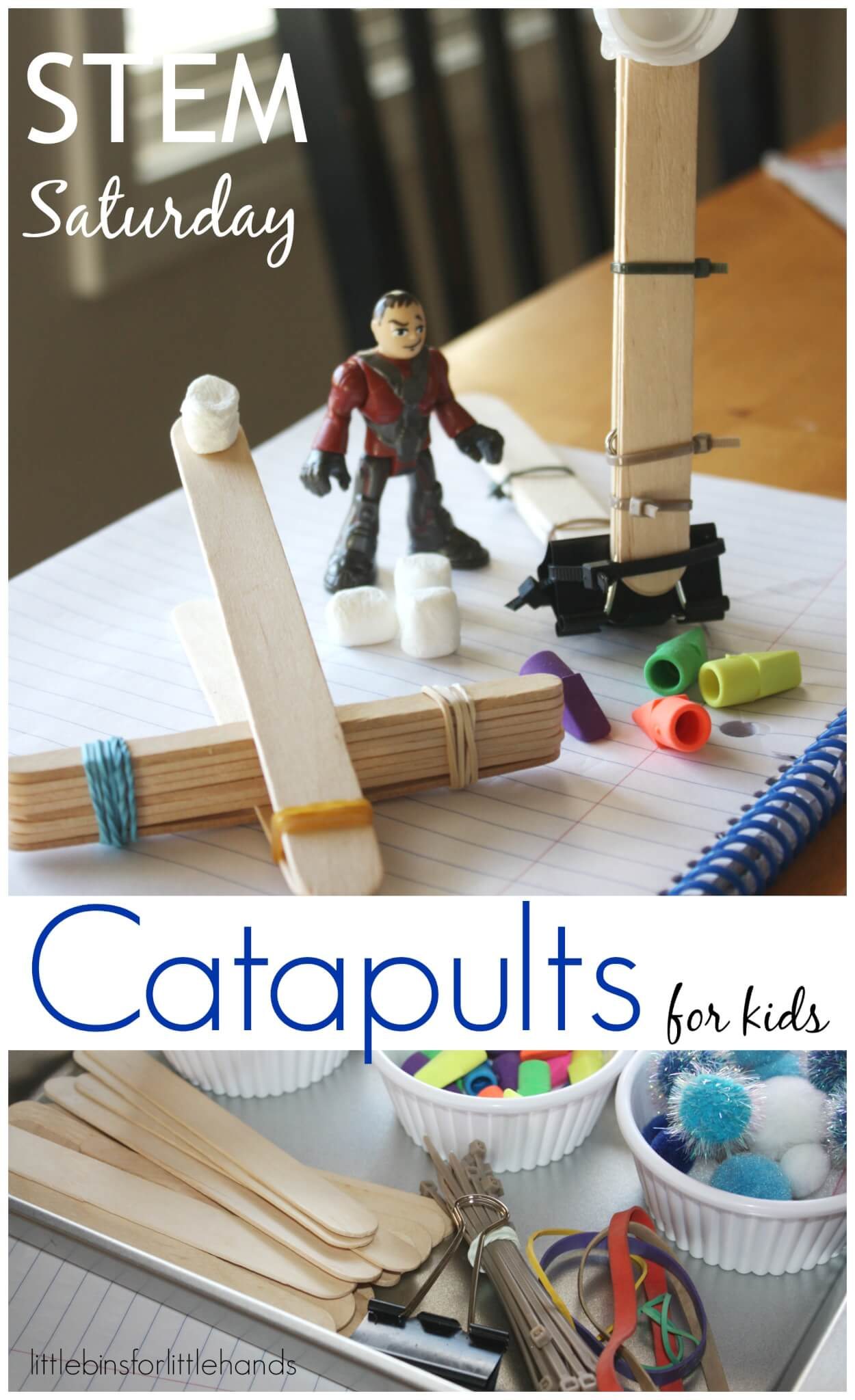 Popsicle-Stick-Catapults-for-Kids-STEM-Activity Very Fun Ways To Math on illustration learning, worksheets 1st grade, games online for kids, clip art, activities elementary, cartoon for kids, ways teach kids, ways practice, games for kids free,