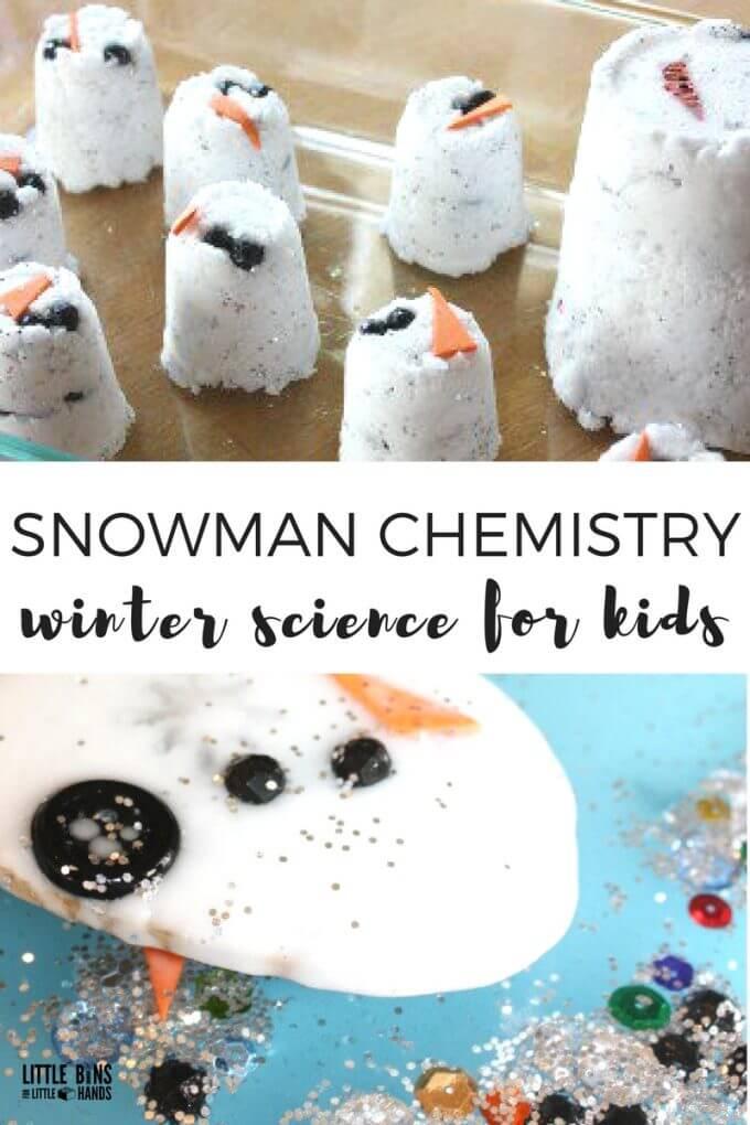 Cool Winter Science Activities for Kids - Green Tree ...