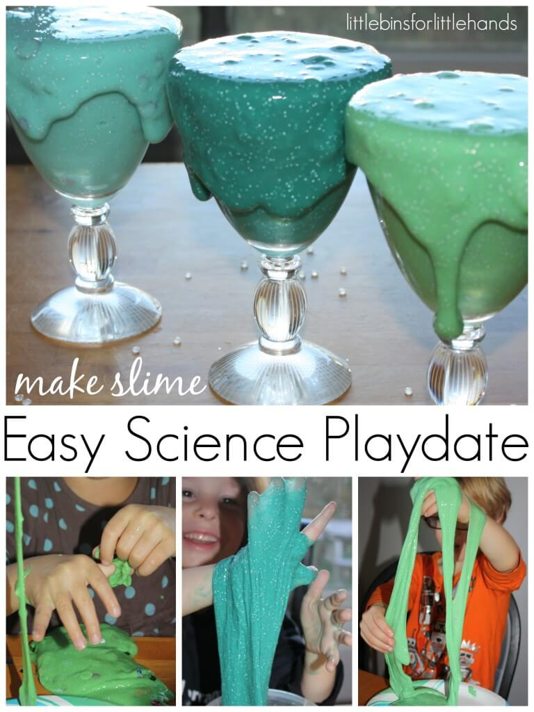 how to make jiggly slime with already made slime