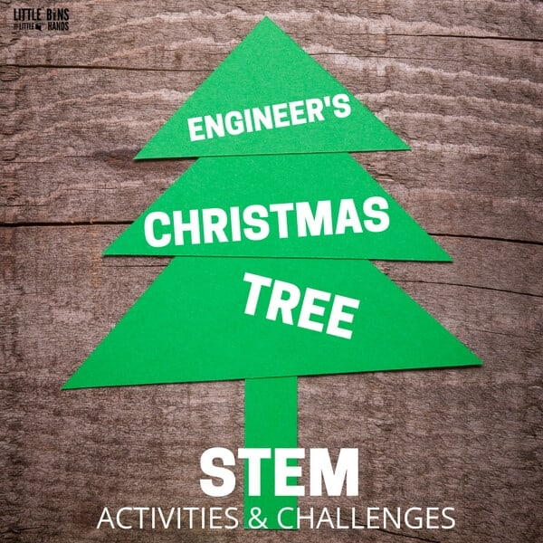 Christmas Stem Ideas Engineering Christmas Trees