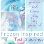 Frozen Themed Science Technology Ideas for Kids Preschool