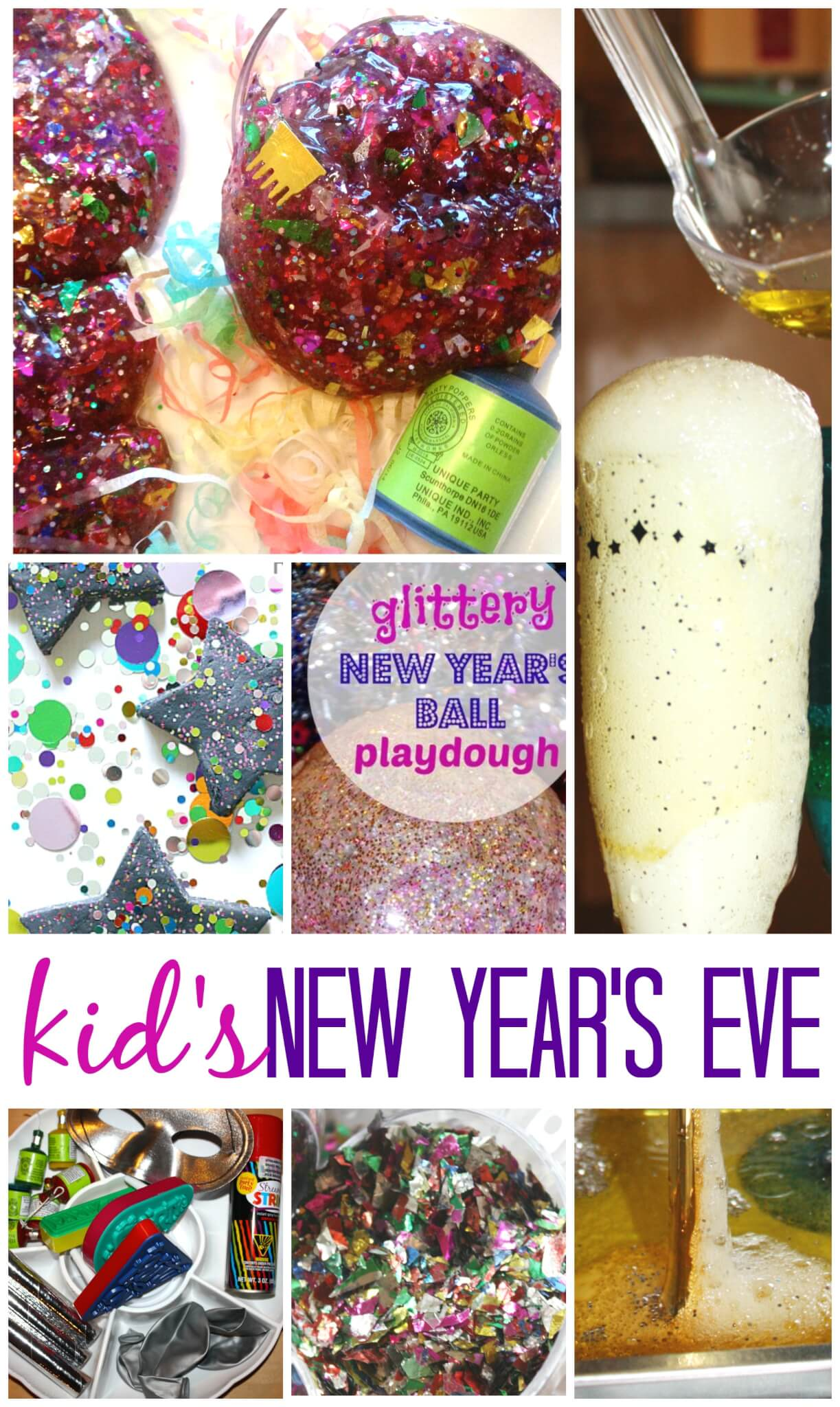 new years eve for kids play activities to celebrate