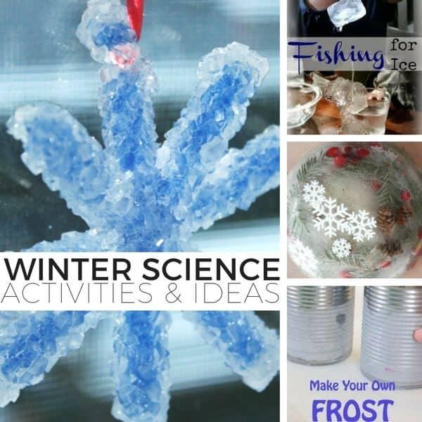 winter science experiments for preschoolers winter science ideas for indoor winter activities 432