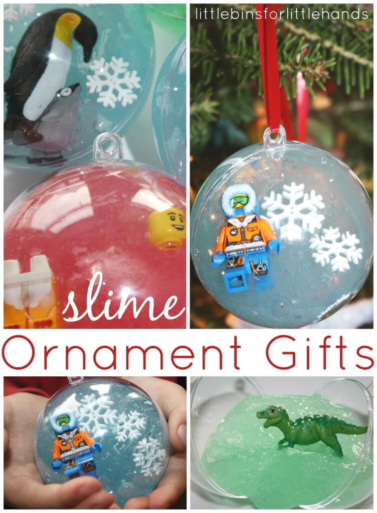 slime ornament gifts for kids