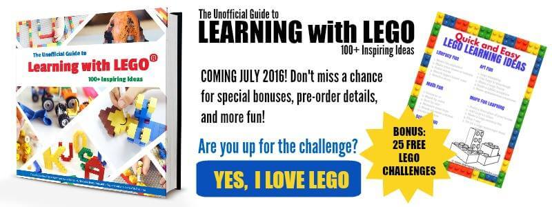 Learning With Lego Sign Up