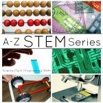 A-Z STEM Sidebar