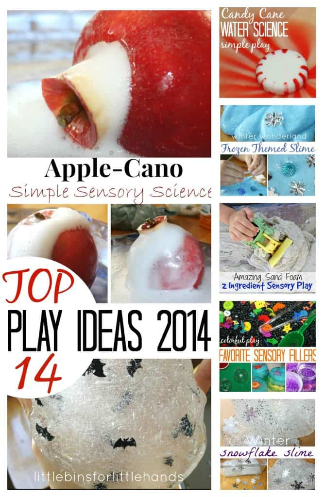 Best Kids Activities Science Sensory Play 2014