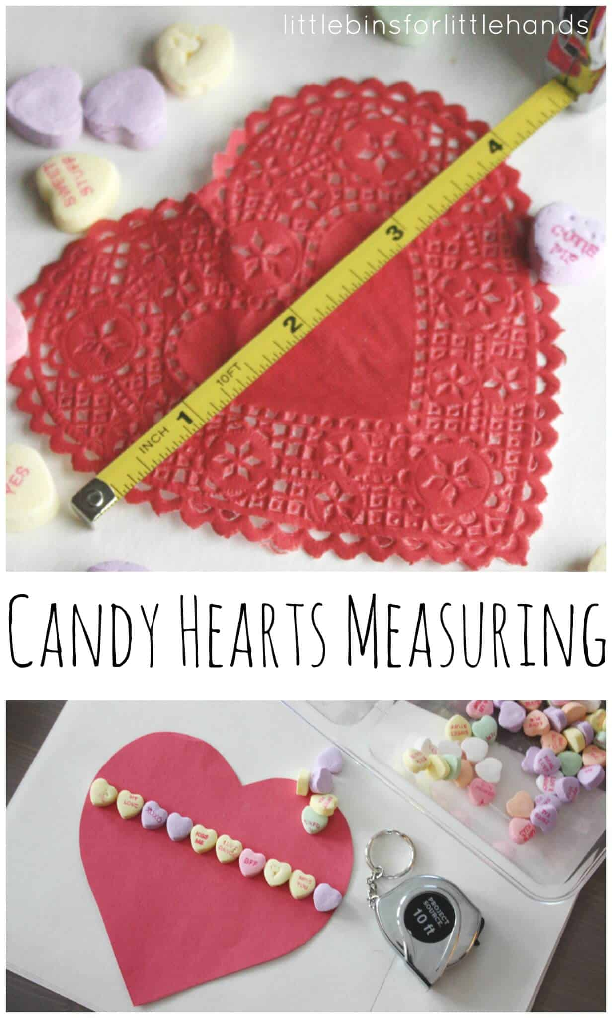 Candy Hearts Activities And Science Ideas For Valentines Days