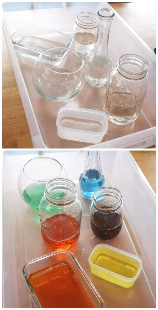 Exploring Volume Science Activity Water
