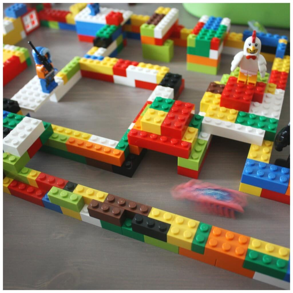 Hex Bugs Lego Habitat Build and Play