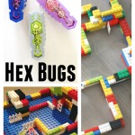 Hex Bugs Lego Habitats Engineering Project
