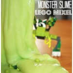 Lego Mixel Monster Slime Recipe Green Slime