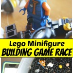 Lego Race Game Lego Minifigure Building Game Race
