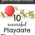 Successful playdate tips for young kids and parents