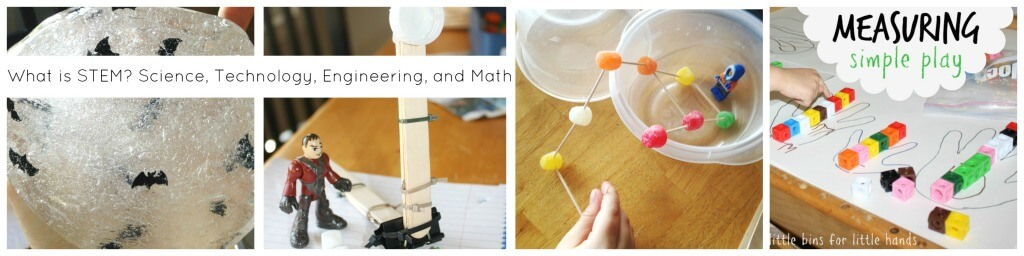 What is STEM Science Technology Engineering Math