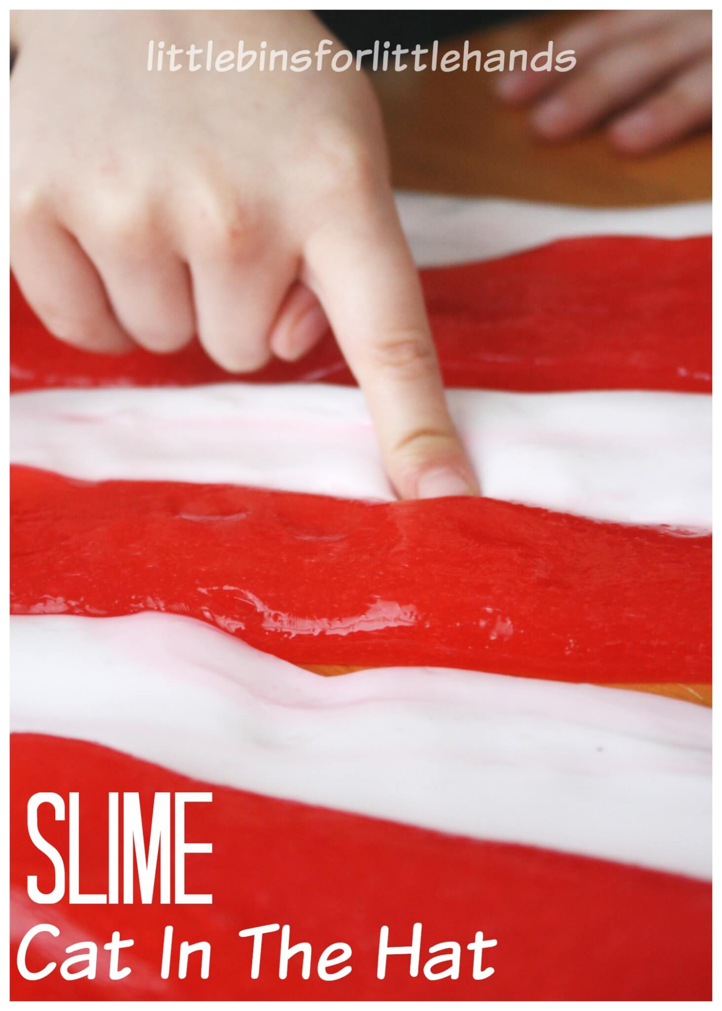 Cat In The Hat Slime Science And Dr Seuss Book Activity