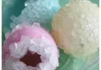 Crystal Eggs Easter Science Borax Crystals