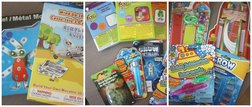 Dollar Store Easter Basket Gift Science Activities for Kids