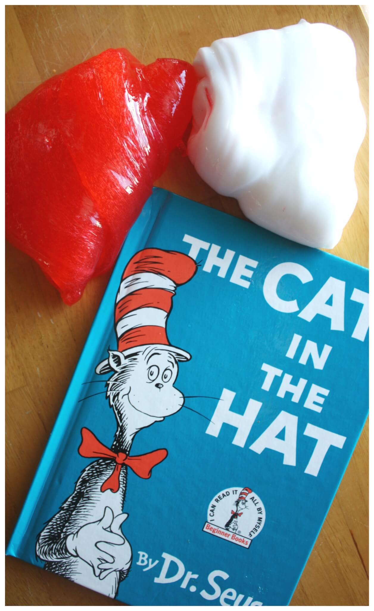 Cat In The Hat Science Book Set
